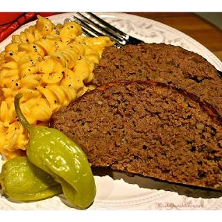 Best Spicy Mustard Meatloaf.