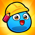 My Boo Town: Cute Monster City Builder Tycoon icon