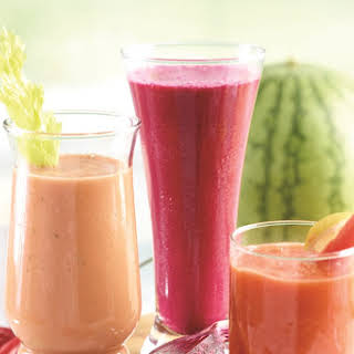 Red Hot Blood Cleanser Watermelon Smoothie.