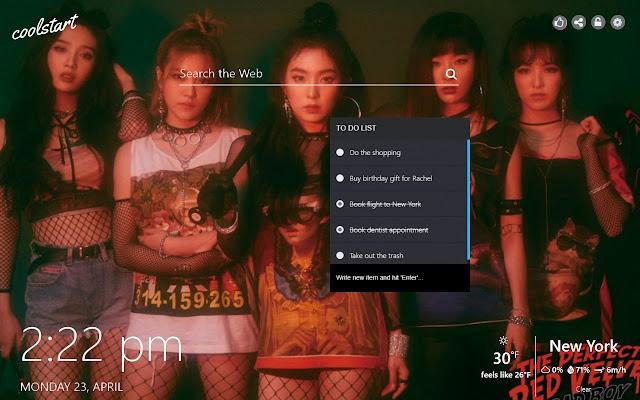 Red Velvet Hd Wallpapers K Pop Music Theme