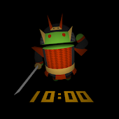 Samurai Android Watch Face