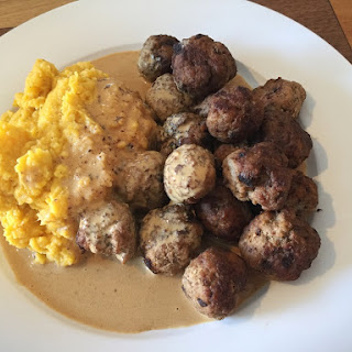 Telaine's Swedish Meatballs