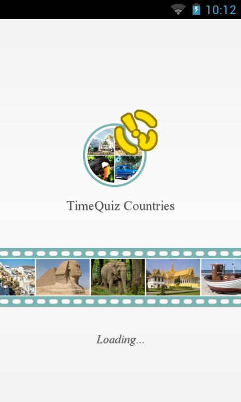 Time Quiz Countries
