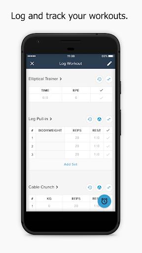 CJ Fitness 4.3.0 screenshots 5