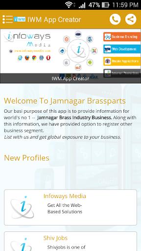 Jamnagar Brass Parts