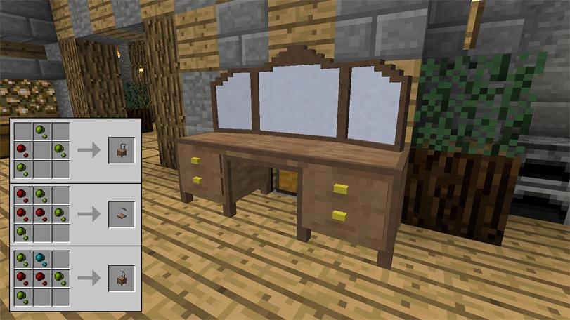 Minecraft Furniture furniture mod for minecraft pe - android apps on google play