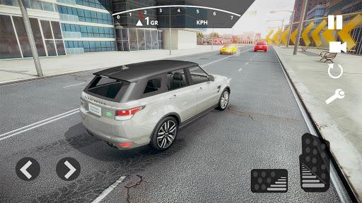 Crazy Car Driving & City Stunts: Rover Sport 1.8 Screenshots 8