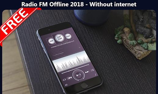Radio FM Offline 2018 - Without internet 1 10 Hileli APK indir Mod