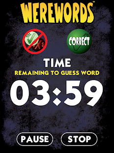 Werewords- screenshot thumbnail