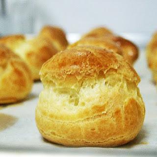 Pâte à Choux ( Choux Pastry )