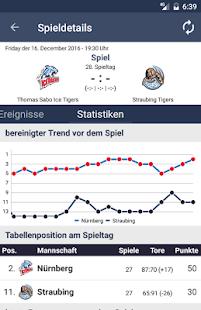 Hockeyweb - die Eishockey App - náhled