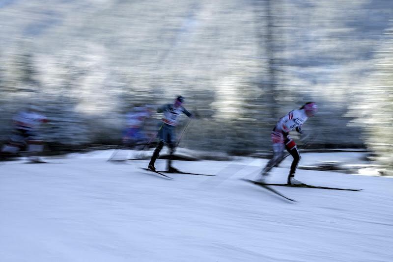cross country skiing di alfonso gagliardi