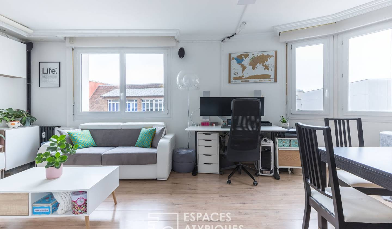 Apartment Asnieres-sur-seine