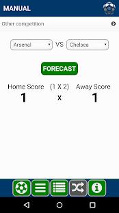 Soccer Forecast - Apps on Google Play