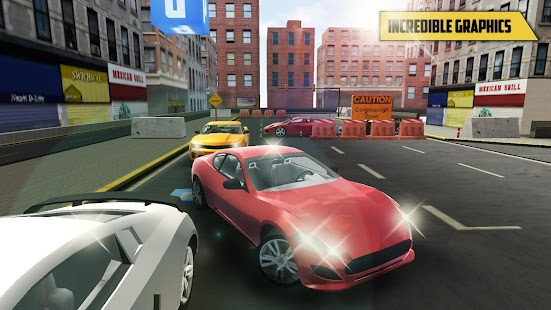 Car Parking Real City 2016- screenshot thumbnail