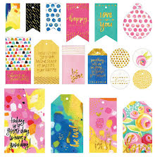 Bella Blvd Gift Tags - Make Your Mark UTGÅENDE