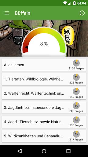 Jagdschein Baden-Württemberg