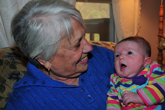 Photo: With Great Granny