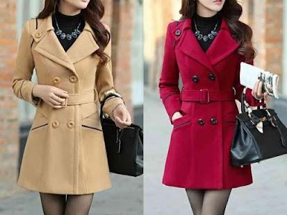 Coat Dress Design - náhled
