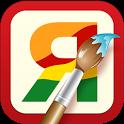 Coloring Alphabet (Cyrilic) icon