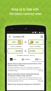 Currency FX Pro Screenshot
