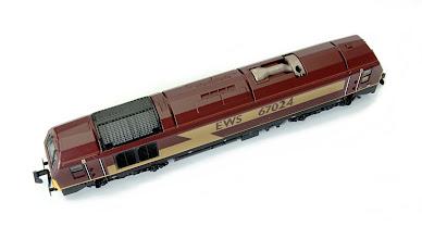 Photo: ND101F Class 67