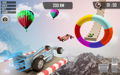 Formula Car Racing Stunts - Impossible Tracks 2019 1.0.11 screenshots 7