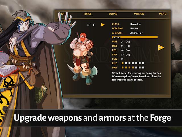 android Swords of Anima Screenshot 3