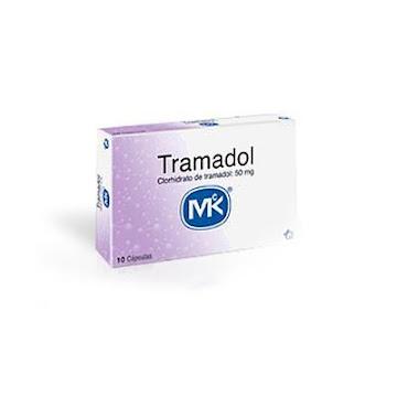 Tramadol MK 50mg Capsula