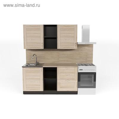 Кухонный гарнитур Томилла стандарт 5 1600 мм
