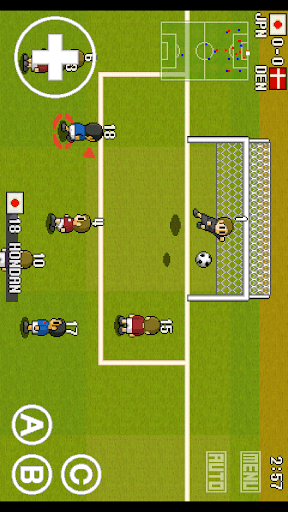 PORTABLE SOCCER DX Lite 3.5 screenshots 3