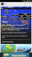 Screenshot of First Coast News Jacksonville