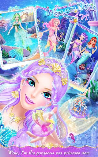 Princess Salon: Mermaid Doris  screenshots 3