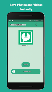 WhatsStatus Saver - náhled
