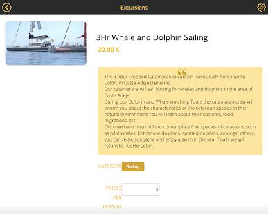 Freebird Catamarans Tenerife for PC-Windows 7,8,10 and Mac apk screenshot 5