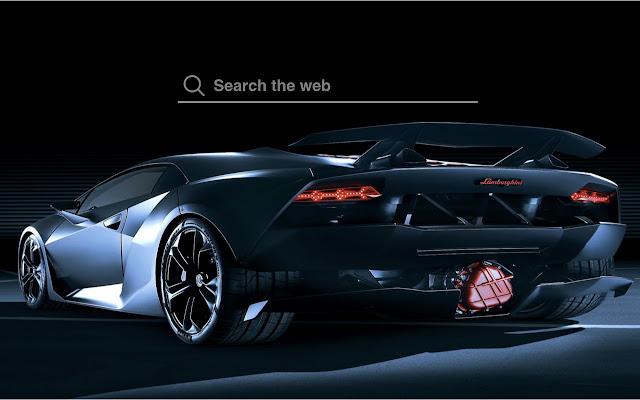 Sesto Elemento Lamborghini Hd Wallpaper Theme