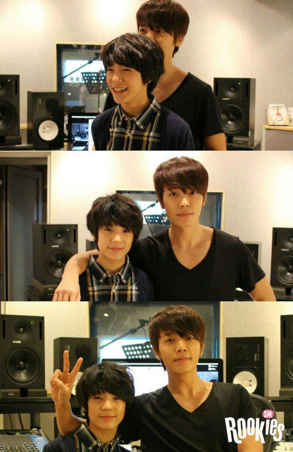 jeno and donghae