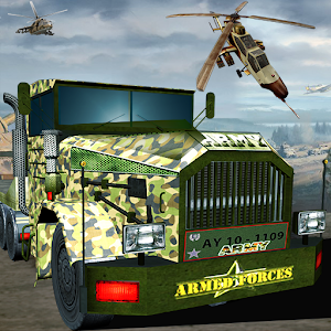 Army War Truck Driver for PC and MAC