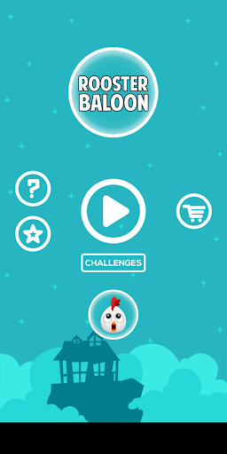 Rooster Balloon  screenshots 1