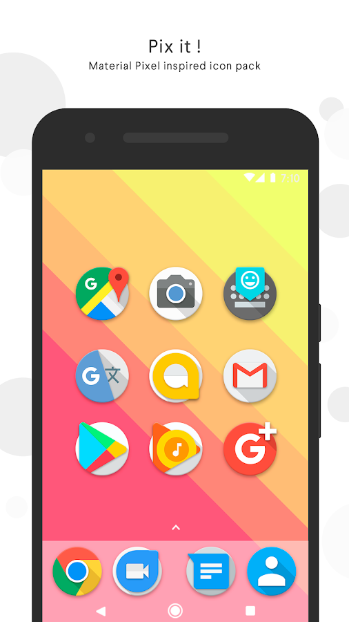 Pix it - Icon Pack