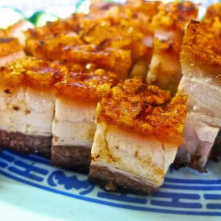 Delicious Siew Yoke II (Chinese Roast Pork)
