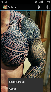 Tribal tattoos android apps on google play for Turkish mafia tattoos
