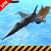 Real Flying Jet War 3D - Aircraft Naval Air Strike