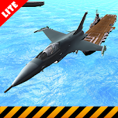Real Flying Jet War 3D - Aircraft Naval Air Strike