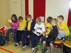 Photo: Toujours en attendant les résultats: Mathilde, Pierre, Evan, Adrien, Nathan, Evan, Rémy