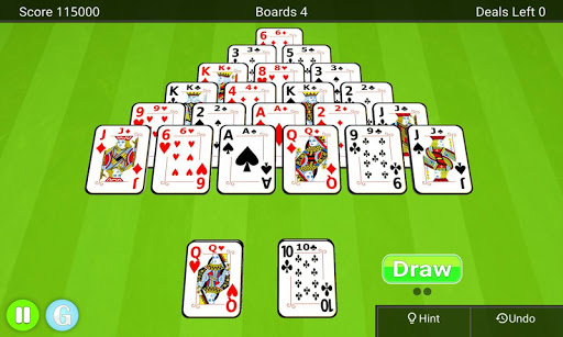 Pyramid Solitaire 3D Ultimate 1.2.3 screenshots 2