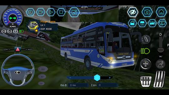 Bus Simulator Vietnam MOD (Unlimited License) 4