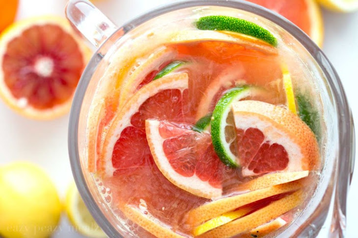 Citrus Sangria, Kid-friendly and Immune Boosting Recipe | Yummly