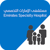 Emirates Specialty Hospital - Patient Connect