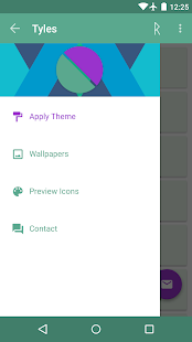 Tyles - Icon Pack- screenshot thumbnail